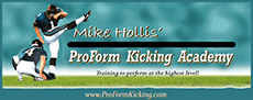 ProForm Kicking Academy